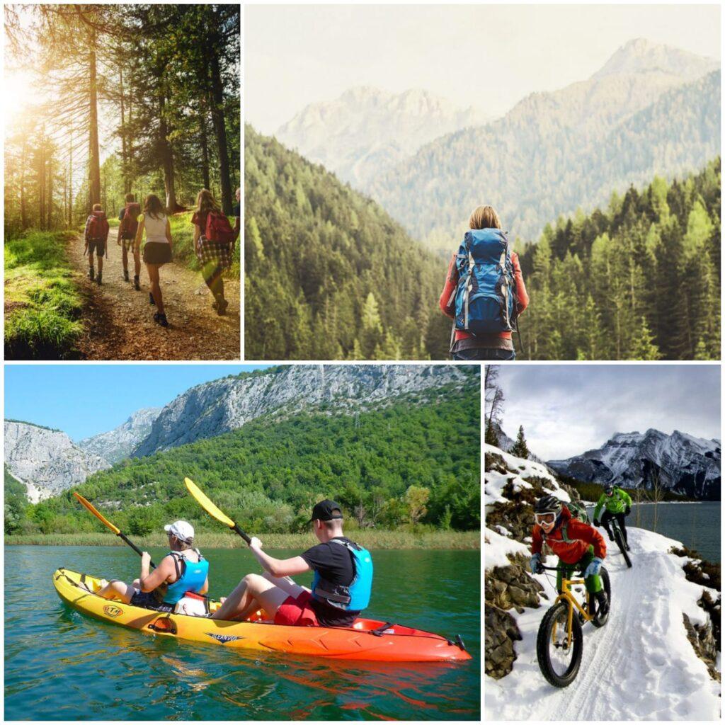 Attività turismo outdoor