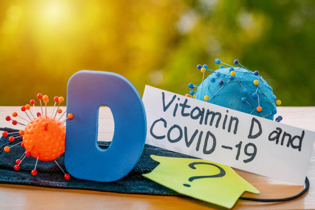 Legame vitamina D e Covid 19